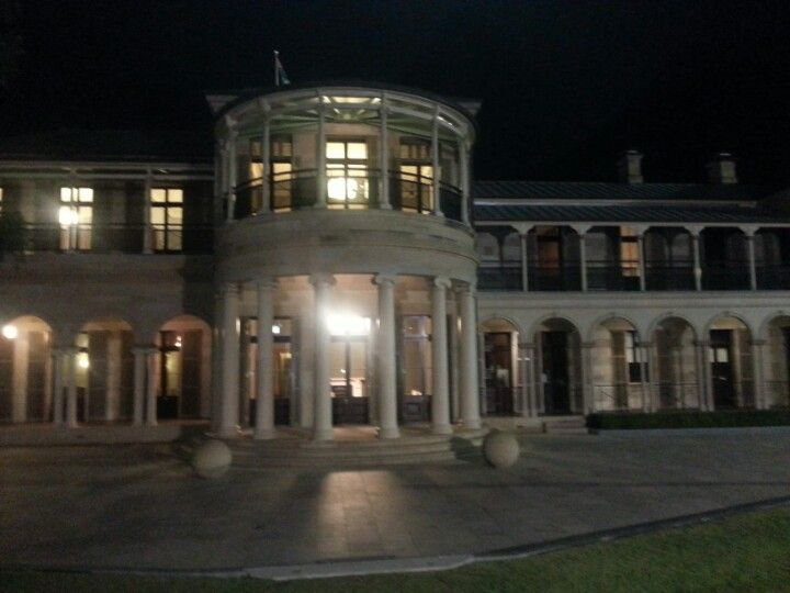 Old Government House