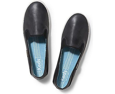 Keds Crashback Leather - been looking for a cute and feminine pair of black…