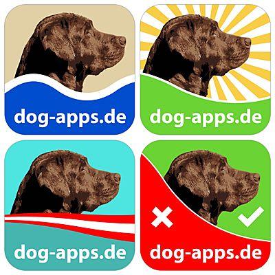 Ferien und Ausflüge planen mit Dog-Apps