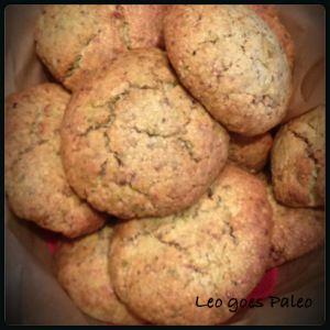 Leo goes Paleo – niet van 'echt' te onderscheiden koekjes (nu met chocolade)