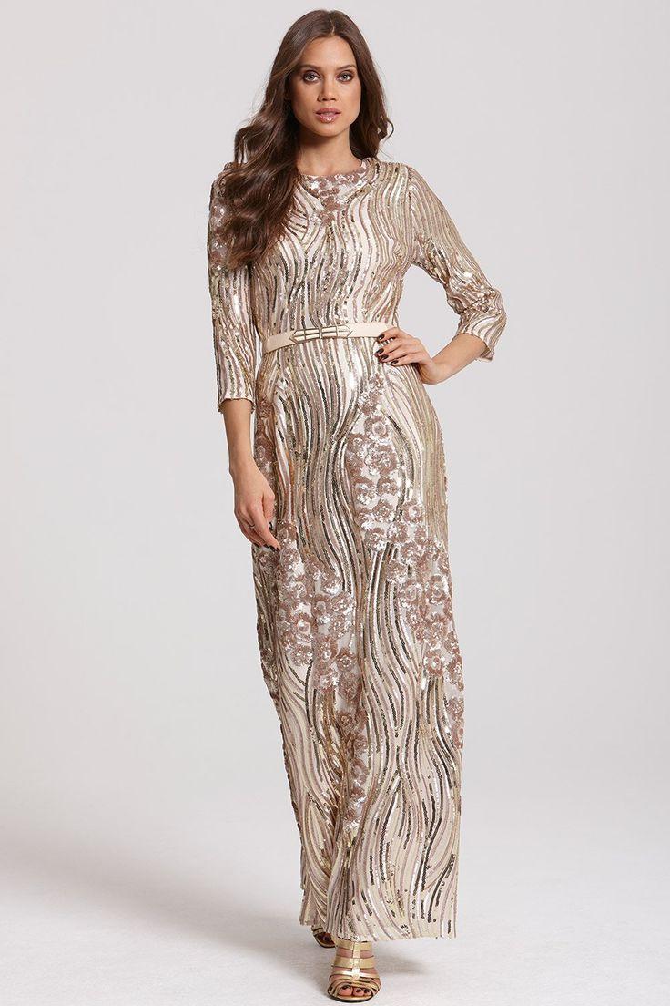 gold-maxi-dresses