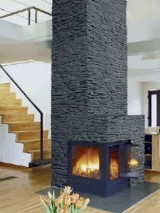 1000 Images About Live For Tile Fireplaces On Pinterest Copper Fireplace Tiles And Fireplaces