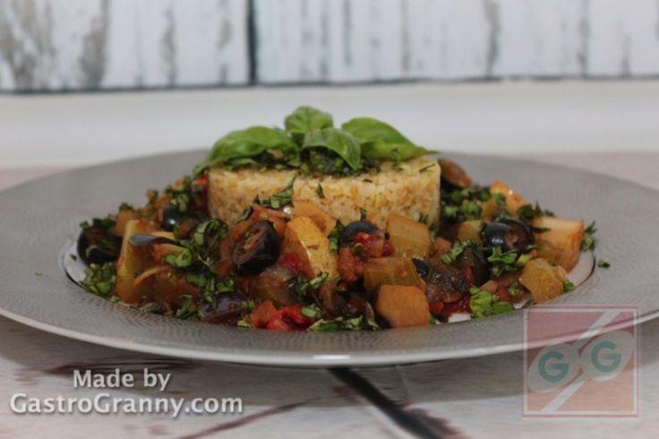Besokalltál a hústól? Itt a megoldás: Bulguros padlizsán - GastroGranny receptjei, videó receptjei