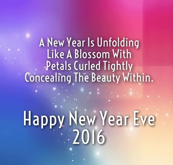 Happy New Year 2017 Quotes: Happy New Year Quotes 2016 For Facebook Status