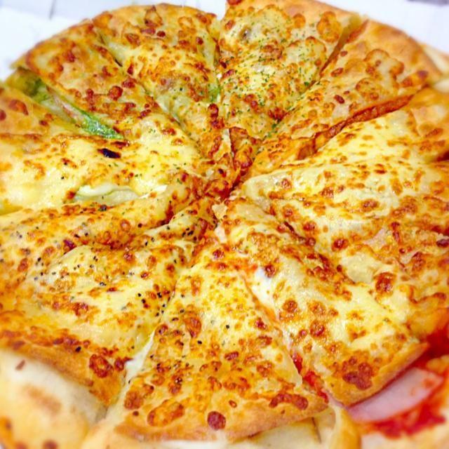 レシピとお料理がひらめくSnapDish - 48件のもぐもぐ - クワトロ・チーズメルト by HM-jast