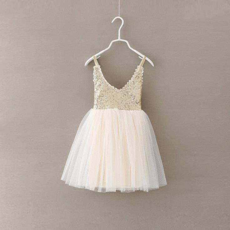 2015 nova princesa vestidos de festa menina verão rendas de lantejoulas malha Tutu vestido de noiva estilo meninas roupas em Vestidos de Mamãe e Bebê no AliExpress.com | Alibaba Group
