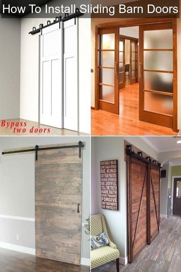 How To Install A Sliding Internal Door
