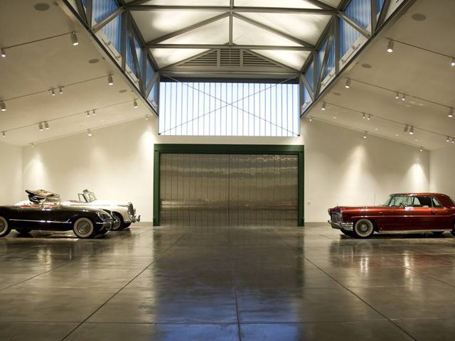 The Ultimate Garages for Exotic Cars
