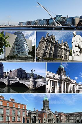 Places to visit while in London=Dublin