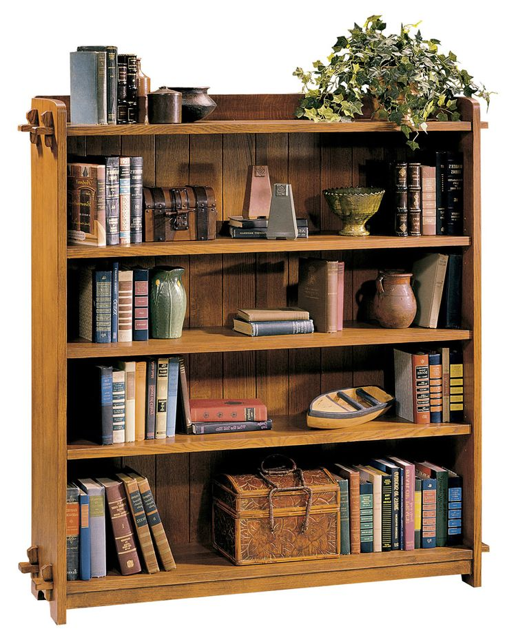 200 best images about hutches and bookcases on pinterest for Craftsman style bookcase plans