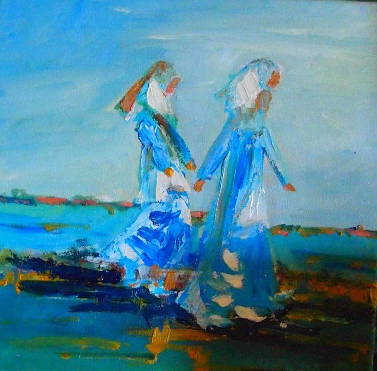 """""""The Long Walk to Freedom"""" by Margaret Morgan (Watkins). Paintings for Sale. Bluethumb - Online Art Gallery"""