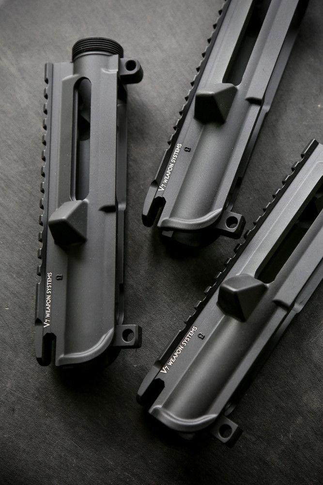 V Seven Weapons AR-15 Basic Upper Receiver at Vertex Ops