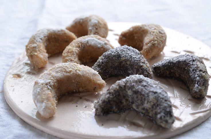 Bejgli ízű mini kiflik sütés nélkül