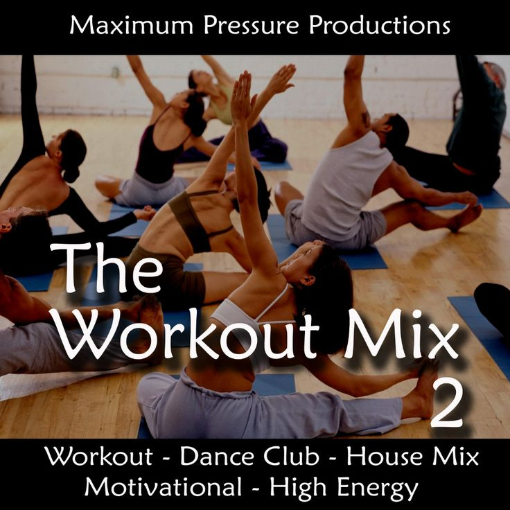 """""""High Impact"""" WorkOut Music Mix - Part 2 for $3.99 #onselz"""