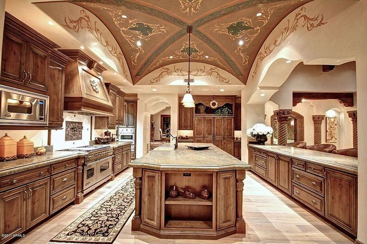Mediterranean Kitchen - Come find more on Zillow Digs!