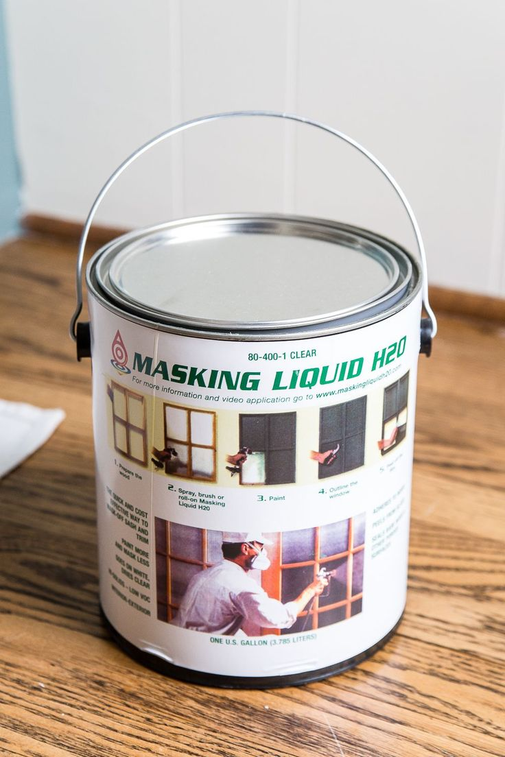 New Masking Liquid H20