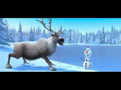 Disney's FROZEN | First Look Trailer | Official Disney HD - YouTube