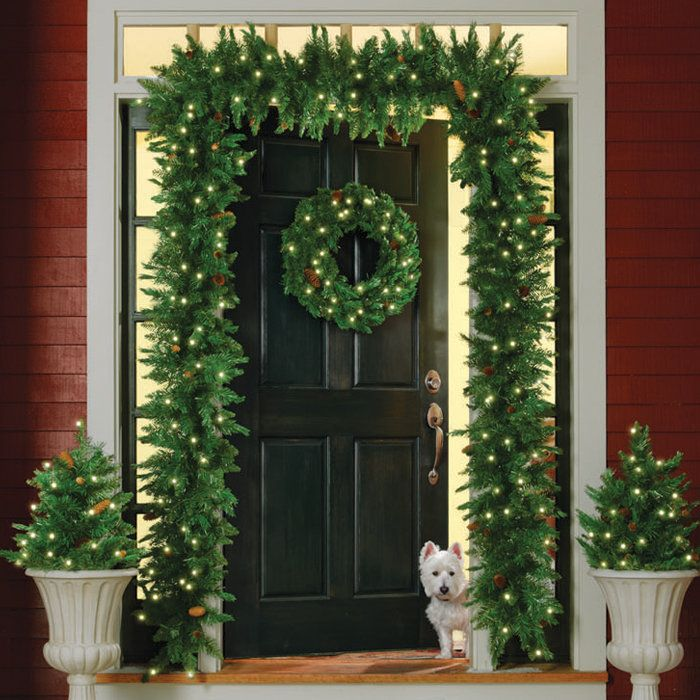 Make your home merry and bright in minutes, indoors or out!