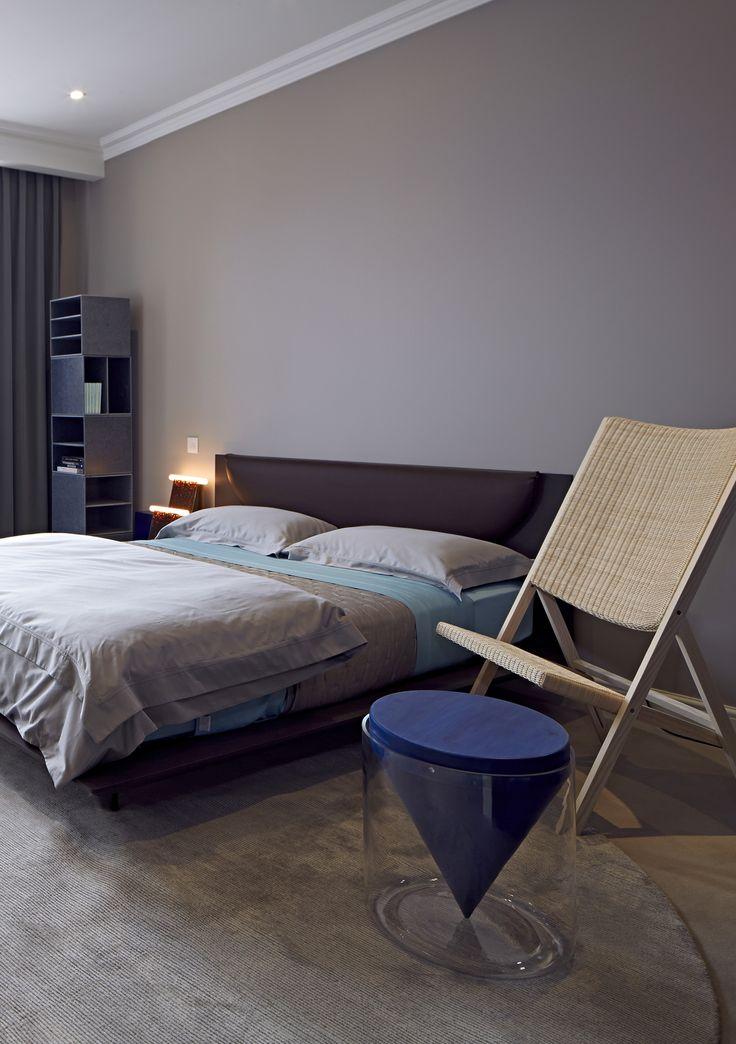 Wallpaper* Magazine - Cadogan Apartment. Apex Table by Hunting & Narud.