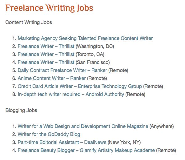 What is freelance article writing programming freelance