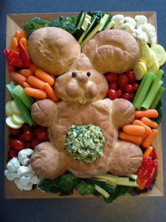 Bunny Bread | Holidays! | Pinterest