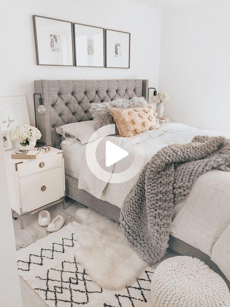 La Belleza Y El Dormitorio En 2020 Idee Chambre Chambre A