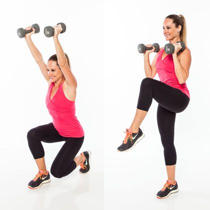 Total-Body Workout: 20-Minute Metabolism Booster