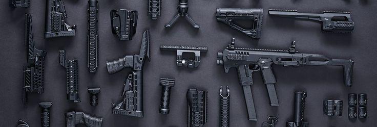 CAA Gear Up - World class producer of firearm accessories