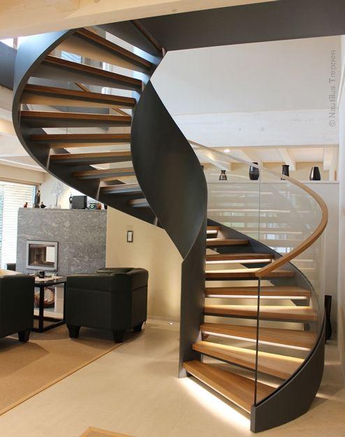 25 best ideas about wendeltreppe on pinterest stiegen. Black Bedroom Furniture Sets. Home Design Ideas