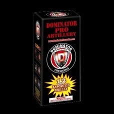 Dominator Pro Artillery 12 shots  BUY FIREWORKS ONLINE @ http://www.thunderkingfireworks.com/    FREE SHIPPING AND FINANCING AVAILABLE !!