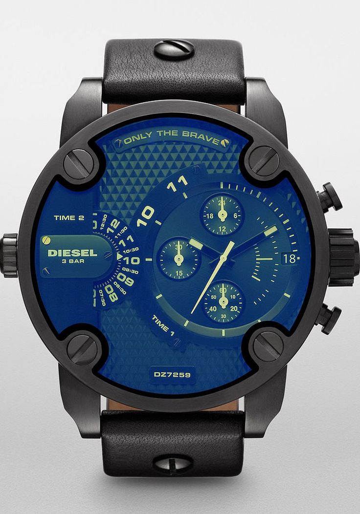 """I really like this"" Diesel DZ7257 Watch - The Coolest Watches from Watchismo.com"