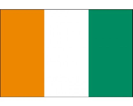 Ivory Coast (Cote D'Ivoire) FlagFLAGS OF THE WORLD : More Pins Like This At FOSTERGINGER @ Pinterest