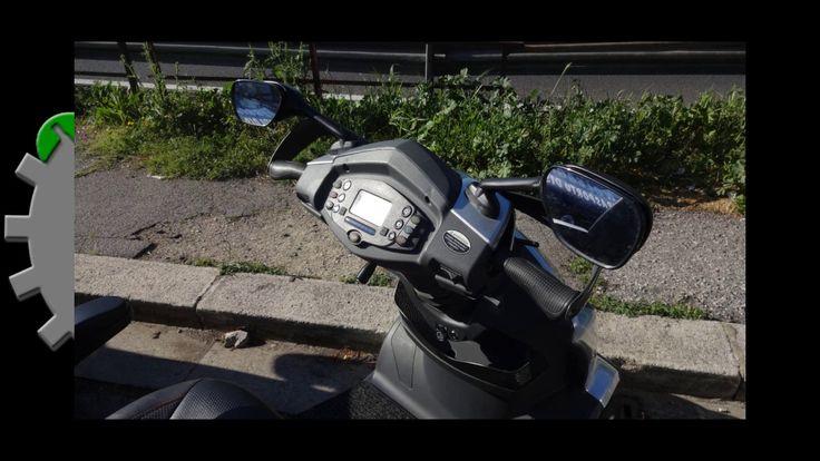 Scooter Elettrico per Disabili di grandi Dimensioni Usato Occasione
