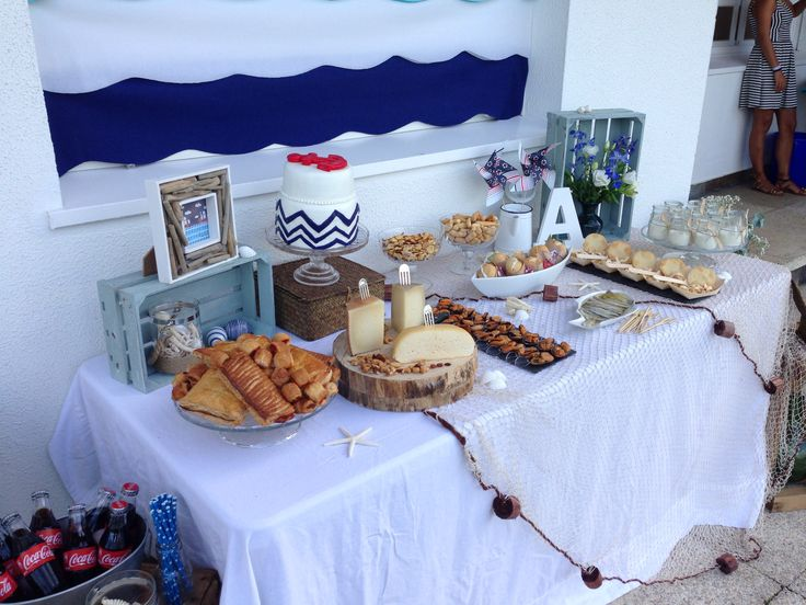Fiesta marinera# Nautical party