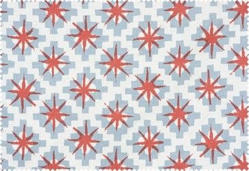 Starburst by Peter Dunham Textiles - mediterranean - upholstery fabric - Peter Dunham Textiles