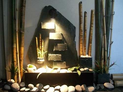 56 best fuentes de agua images on pinterest garden - Fuente de agua feng shui ...