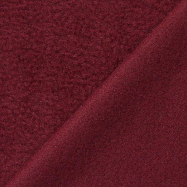 Pile antipilling 10 - Poliestere - rosso Bordeaux