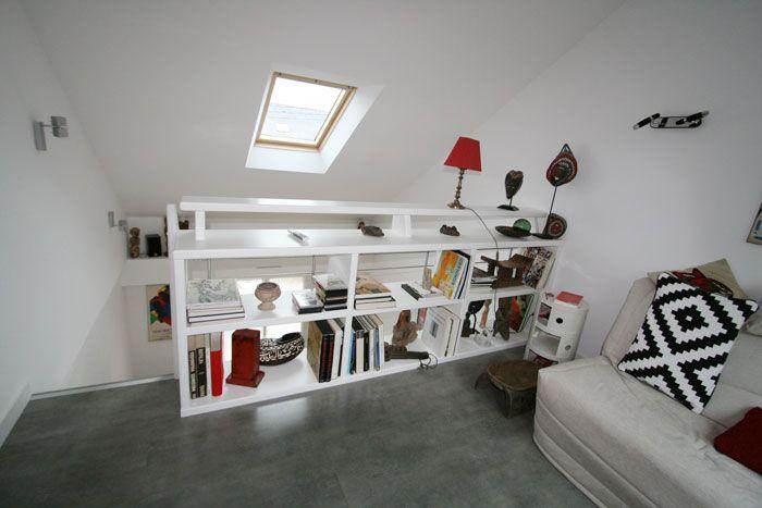 escalier biblioth que par potier nous pouvons int grer une biblioth que dans l 39 escalier selon. Black Bedroom Furniture Sets. Home Design Ideas