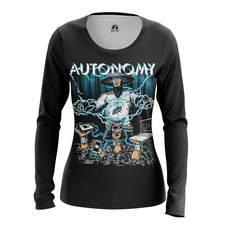 Stunning Womens Longsleeve Autonomy Raiden Mortal Kombat Collectibles – Search tags:  #femaleclothes #femalelongsleeve #gamesmerchandisemortalkombatmerchandise #girlsclothes #girlslongsleeve #girlstshirts #MortalKombataustralia #MortalKombatcanada #mortalkombatclothes #MortalKombatgifts #mortalkombatmerch #MortalKombatmerchandise #mortalkombatshirtlongsleeves #MortalKombattoys #MortalKombatuk