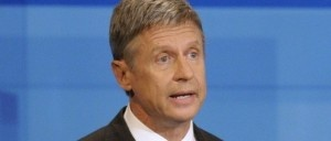 10 things about Libertarian presidential candidate Gary Johnson