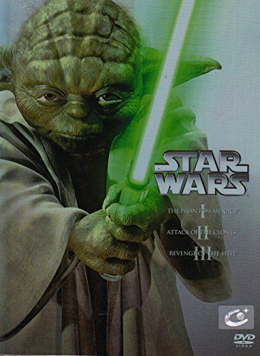 Star Wars Prequel Trilogy 3DVD Region 3 Asia * Find out more about the great product at the image link.