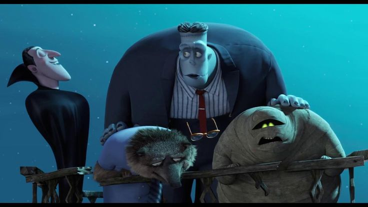 Image result for hotel transylvania color scripts