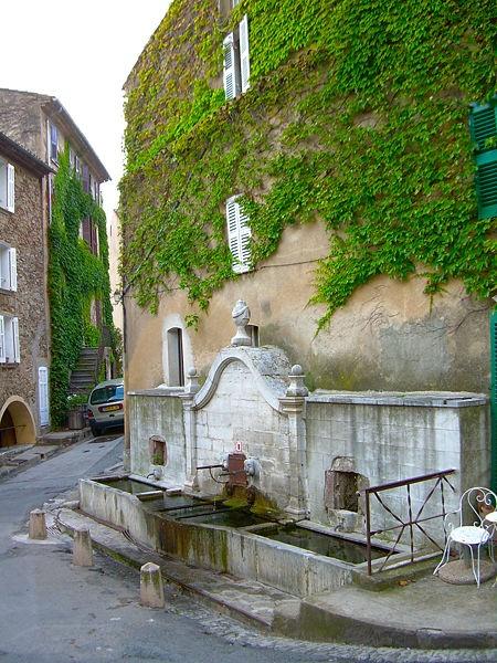 La garde Freinet,France.