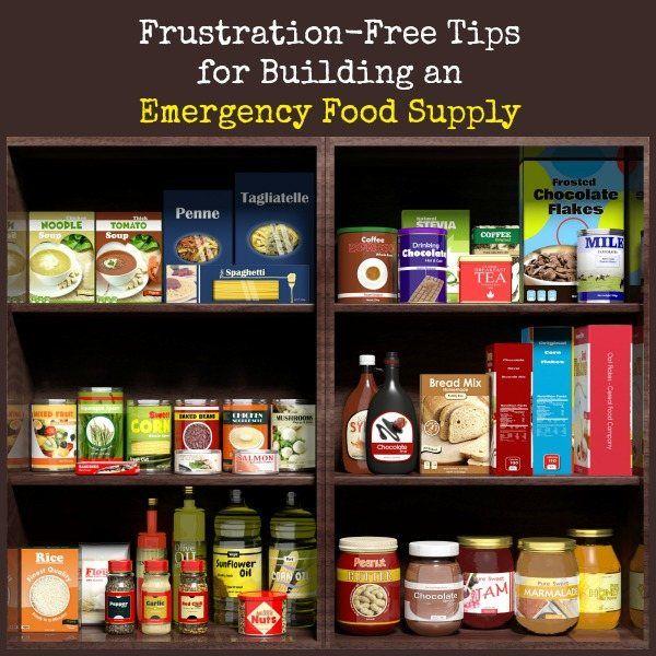 Best 25 Emergency food supply ideas on Pinterest Emergency