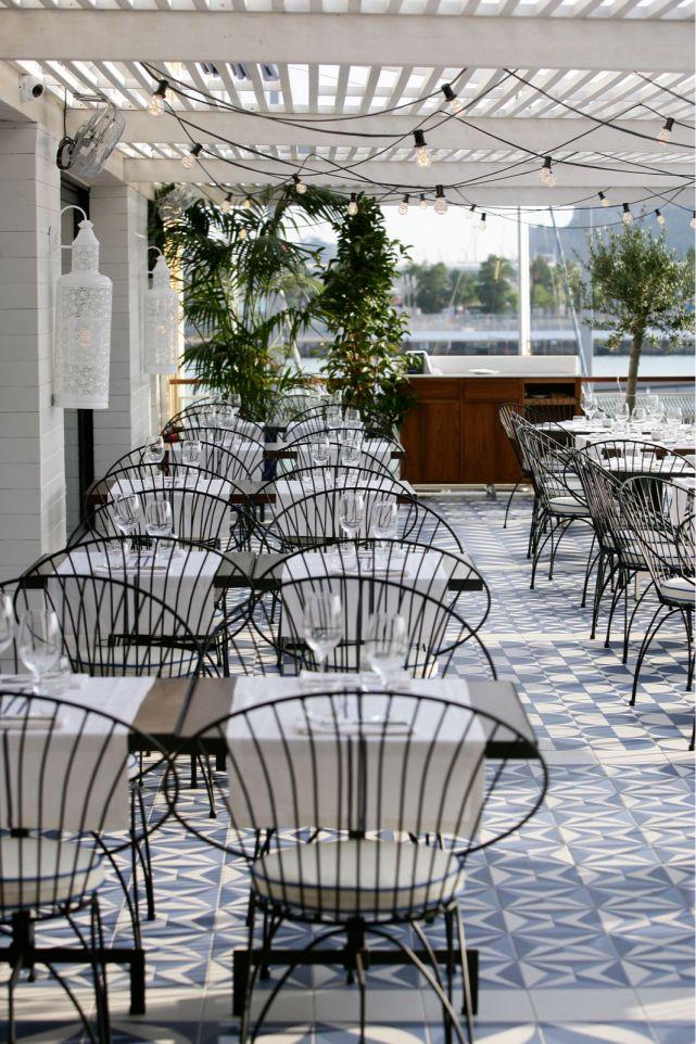 Restaurante Marítim by contemporain studio. Lázaro Rosa-Violán http://franchise.avenue.eu.com/