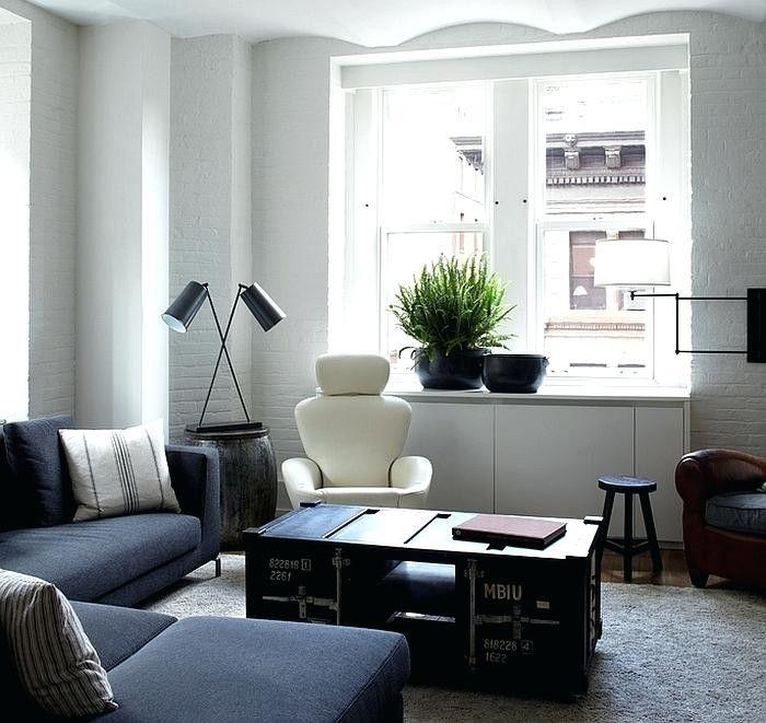 Masculine Interior Design Inspiration 2019 Modern Masculine