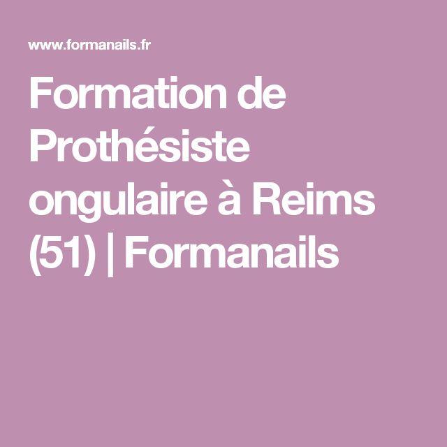 Formation de Prothésiste ongulaire à Reims (51)   Formanails