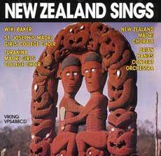 New Zealand Sings  (CD)