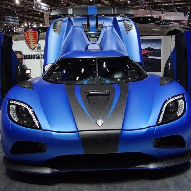 Koenigsegg Fastest Car