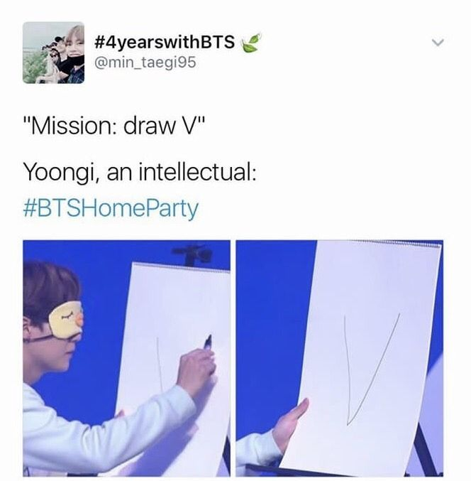 BTS>>>You know what, I would have done the same thing.